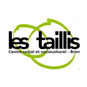 logo centre social les taillis bron